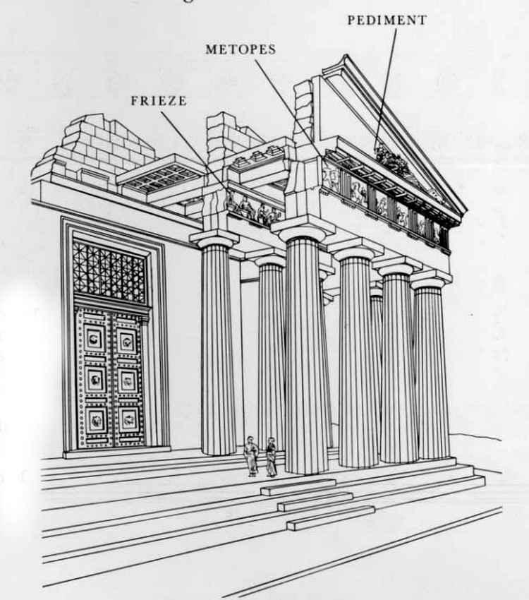 Храм, целиком возведенный из