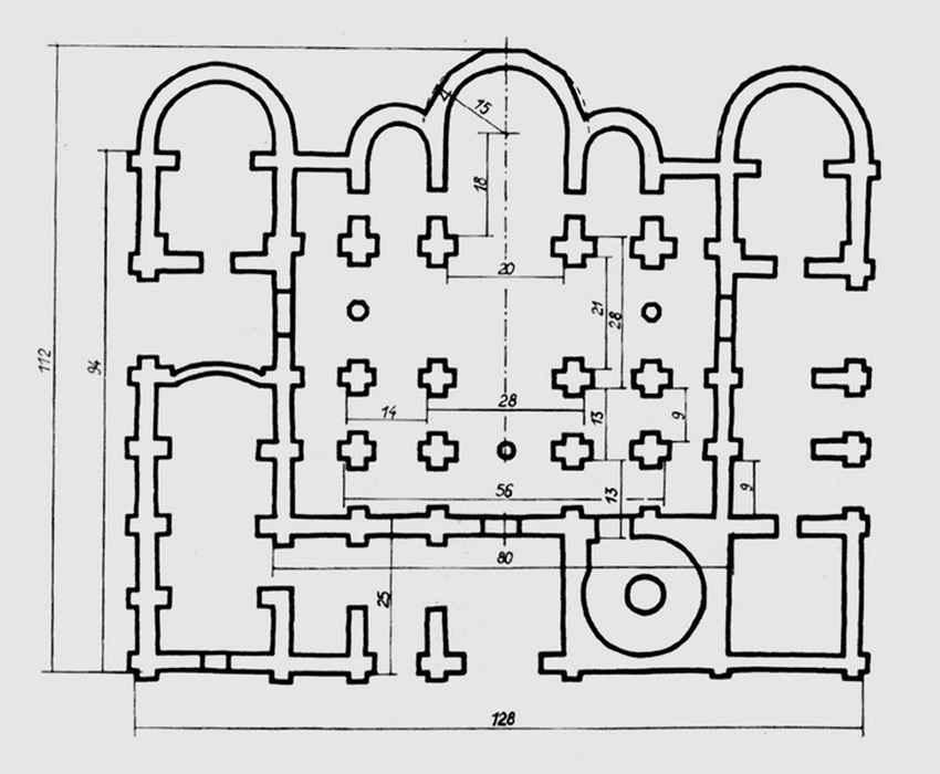 Такие храмы на Руси строились